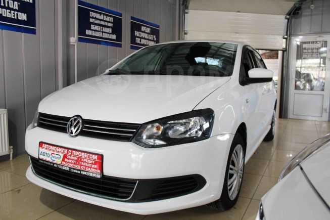 Volkswagen Polo, 2012 год, 419 900 руб.