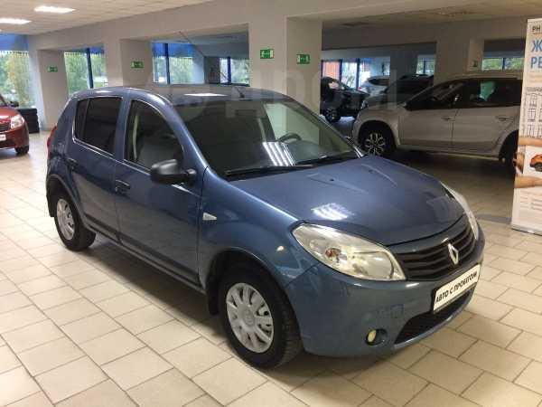 Renault Sandero, 2012 год, 370 000 руб.