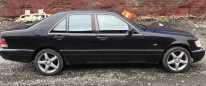 Mercedes-Benz S-Class, 1998 год, 360 000 руб.