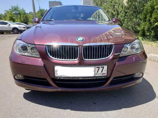 BMW 3-Series, 2007 год, 619 000 руб.