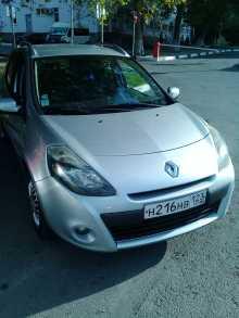 Геленджик Clio 2009