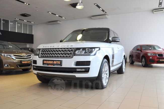 Land Rover Range Rover, 2013 год, 3 090 000 руб.
