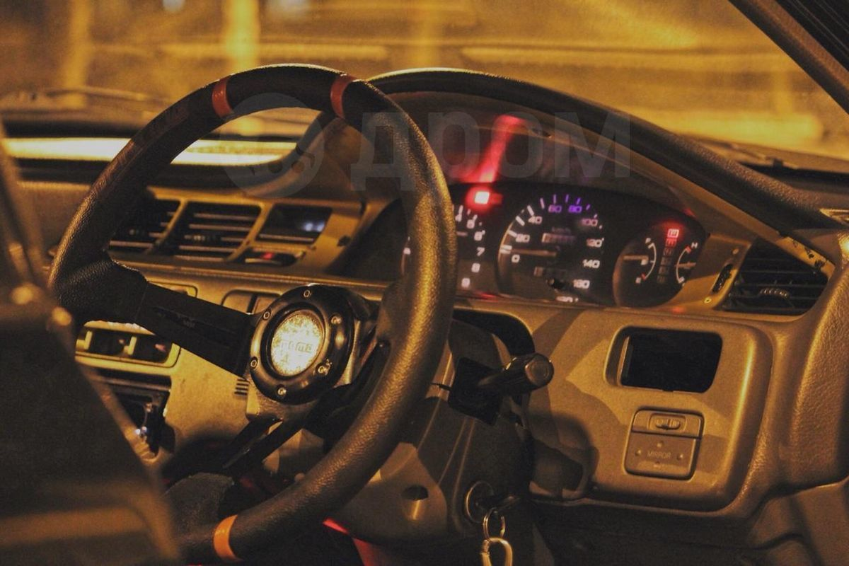 1992 Honda Civic Odometer Ferio 80 000