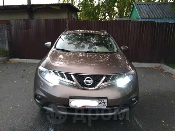 Nissan Murano, 2013 год, 1 199 900 руб.