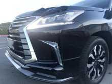 Находка Lexus LX450d 2016