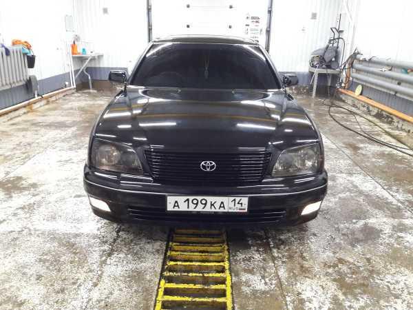 Toyota Celsior, 1999 год, 600 000 руб.