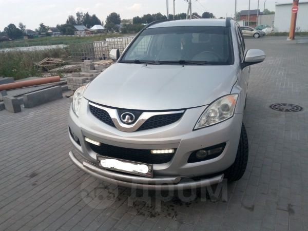 Great Wall Hover H5, 2012 год, 610 000 руб.