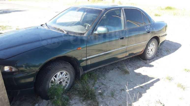 Mitsubishi Galant, 1995 год, 25 000 руб.