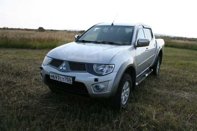 Mitsubishi L200, 2013 год, 799 000 руб.