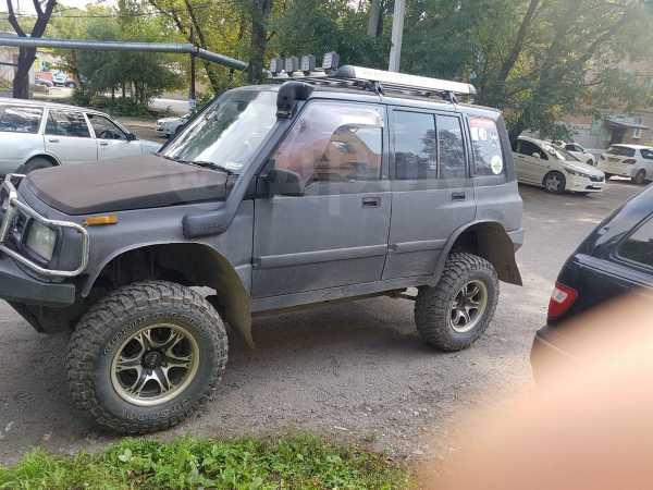 Suzuki Escudo, 1990 год, 280 000 руб.