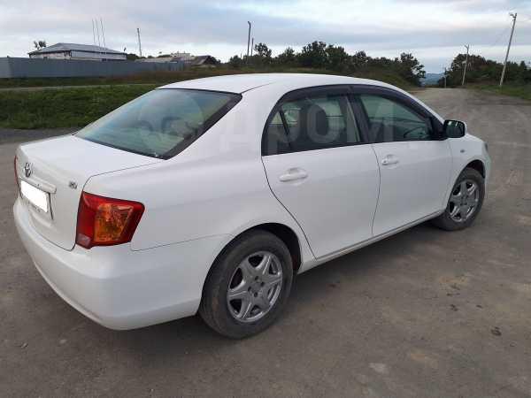 Toyota Corolla Axio, 2007 год, 510 000 руб.