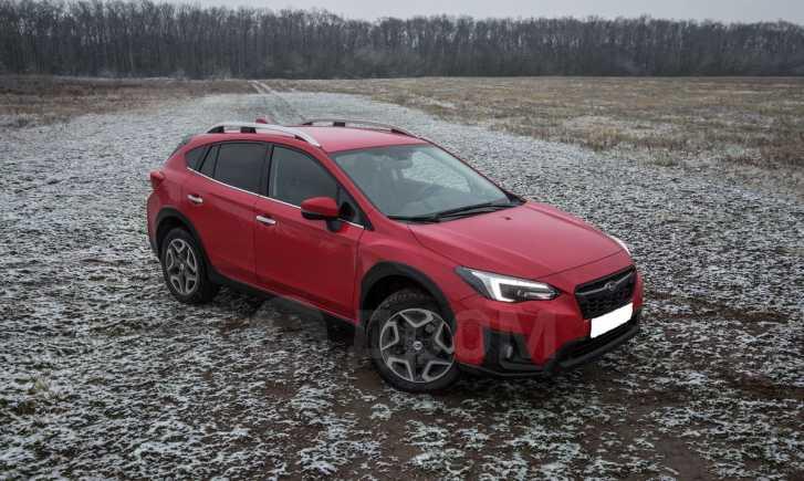 Subaru XV, 2018 год, 1 875 600 руб.