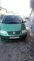 Volkswagen Sharan, 2001 год, 360 000 руб.