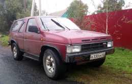 Зеленогорский Terrano 1989