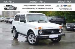 Новосибирск 4x4 2121 Нива 2013