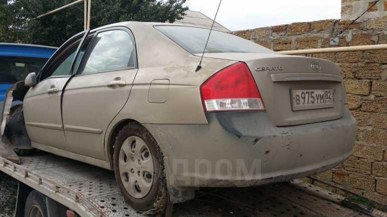 Kia Cerato, 2007 год, 90 000 руб.