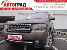 Красноярск Range Rover 2012