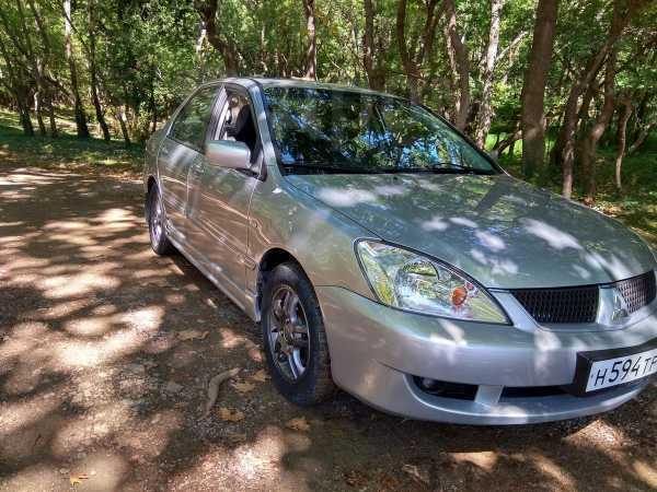 Mitsubishi Lancer, 2005 год, 300 000 руб.