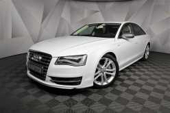 Москва Audi S8 2012