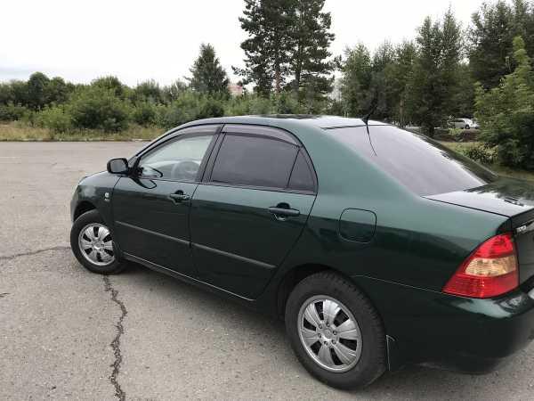Toyota Corolla, 2004 год, 385 000 руб.