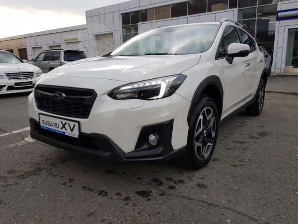 Subaru XV, 2018 год, 2 004 900 руб.