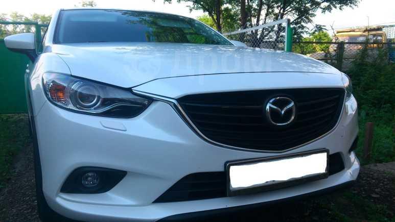 Mazda Mazda6, 2012 год, 965 000 руб.
