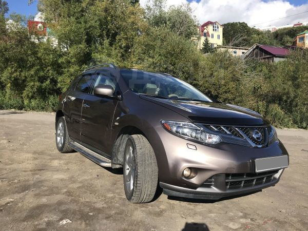 Nissan Murano, 2012 год, 1 195 000 руб.