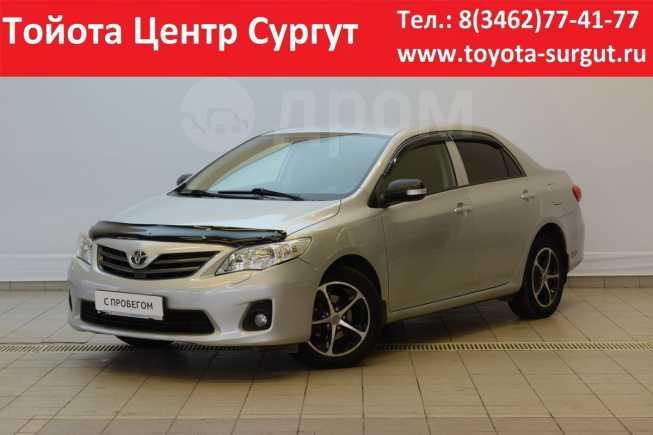 Toyota Corolla, 2010 год, 638 000 руб.