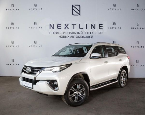 Toyota Fortuner, 2018 год, 2 630 000 руб.