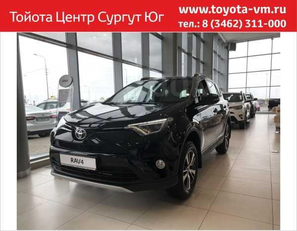 Toyota RAV4, 2018 год, 1 669 000 руб.