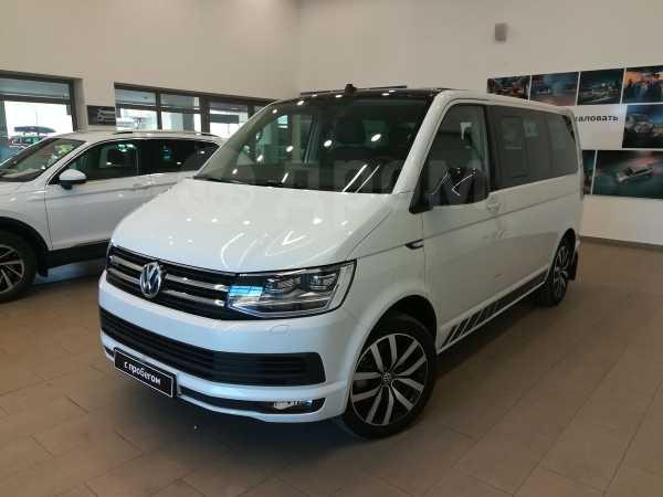 Volkswagen Multivan, 2017 год, 3 620 000 руб.