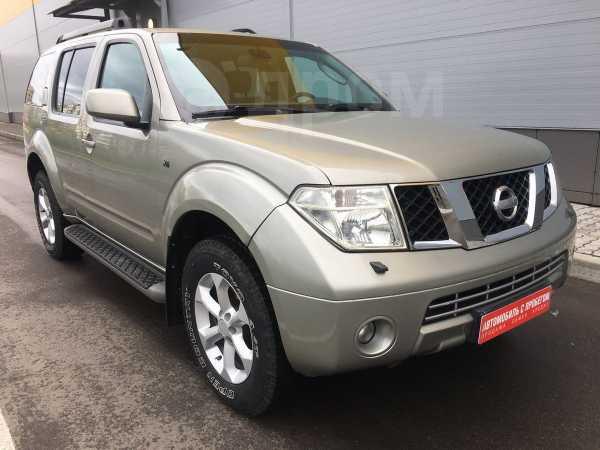 Nissan Pathfinder, 2007 год, 659 000 руб.