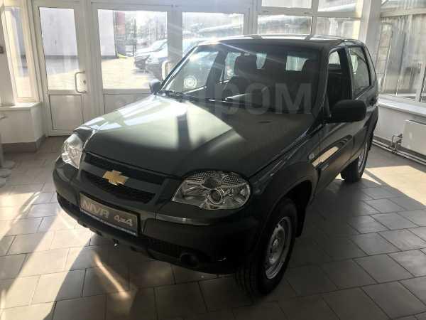 Chevrolet Niva, 2018 год, 648 440 руб.