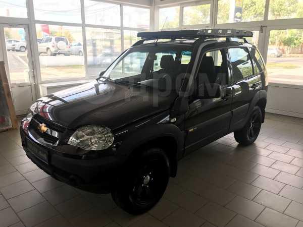 Chevrolet Niva, 2018 год, 669 340 руб.