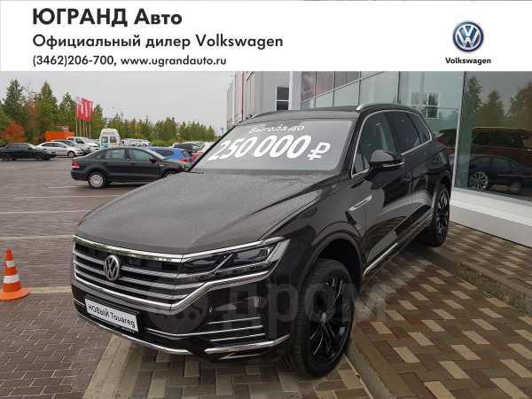 Volkswagen Touareg, 2018 год, 4 869 210 руб.