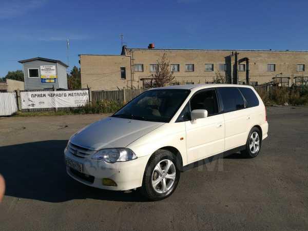 Honda Odyssey, 2000 год, 355 355 руб.