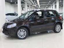 Москва Suzuki SX4 2012