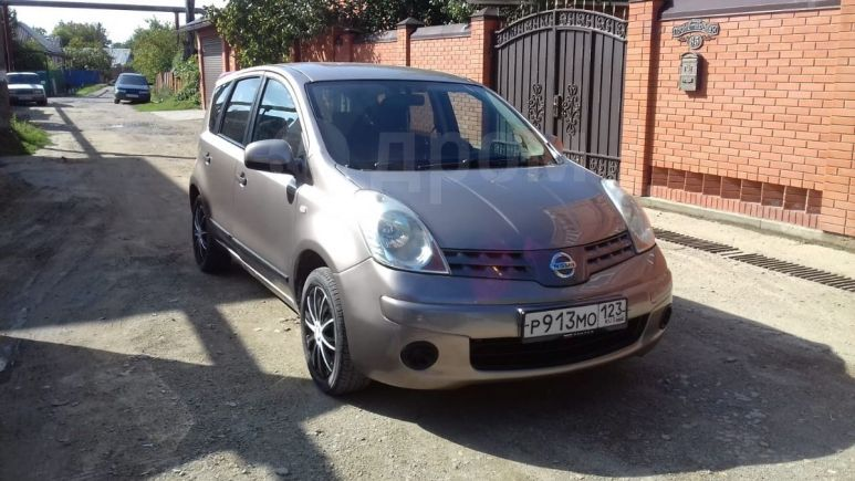 Nissan Note, 2008 год, 275 000 руб.
