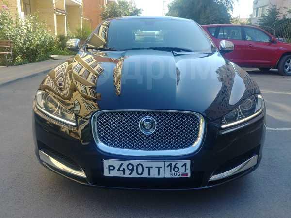 Jaguar XF, 2012 год, 1 249 000 руб.
