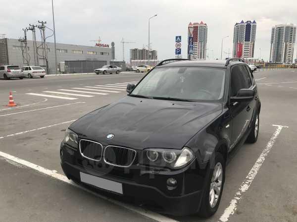 BMW X3, 2010 год, 740 000 руб.