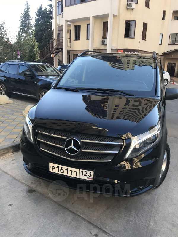 Mercedes-Benz Vito, 2017 год, 2 900 000 руб.