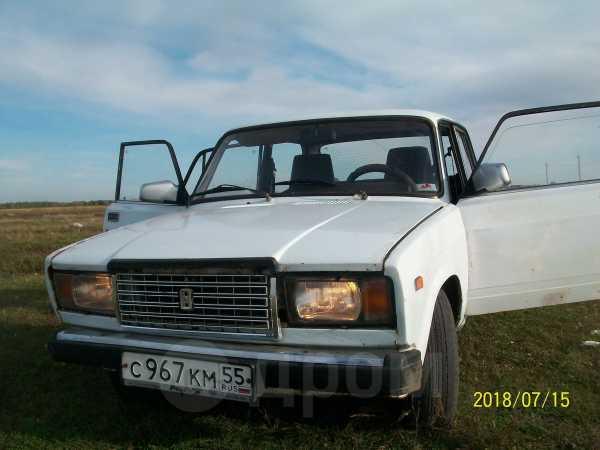 Лада 2107, 2001 год, 27 000 руб.