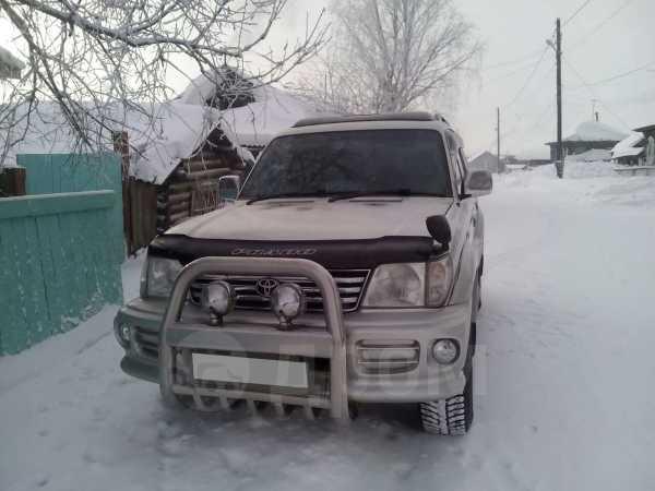 Toyota Land Cruiser Prado, 1999 год, 706 000 руб.