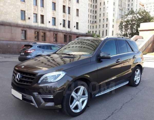Mercedes-Benz M-Class, 2013 год, 3 050 000 руб.
