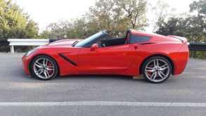 Симферополь Corvette 2014