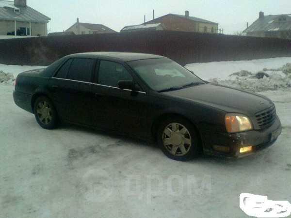 Cadillac DeVille, 2000 год, 350 000 руб.