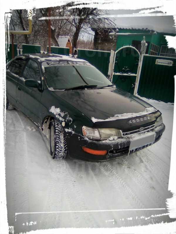 Toyota Corona, 1993 год, 55 000 руб.