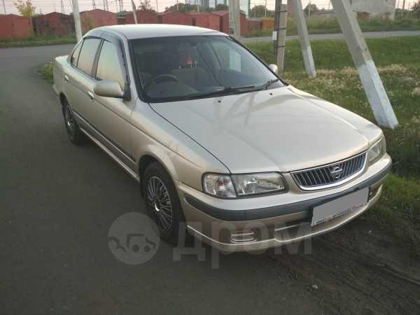 Nissan Sunny, 2001 год, 203 000 руб.