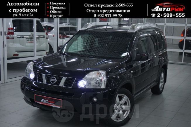 Nissan X-Trail, 2008 год, 797 000 руб.
