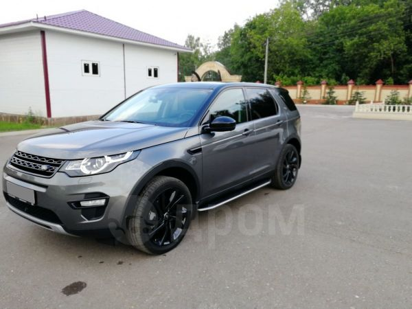 Land Rover Discovery Sport, 2015 год, 2 090 000 руб.